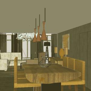 Капитальный ремонт квартир и коттеджей по дизайн-проекту под ключ