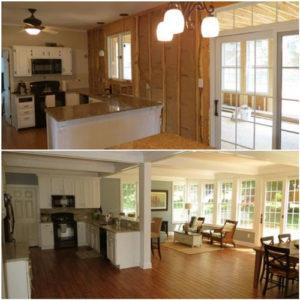Косметический ремонт квартир и коттеджей под ключ