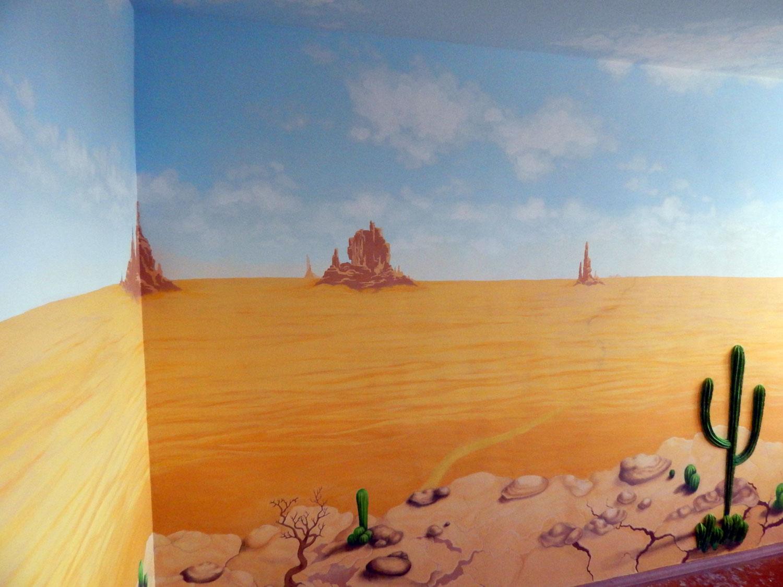 Художественная роспись стен Мск
